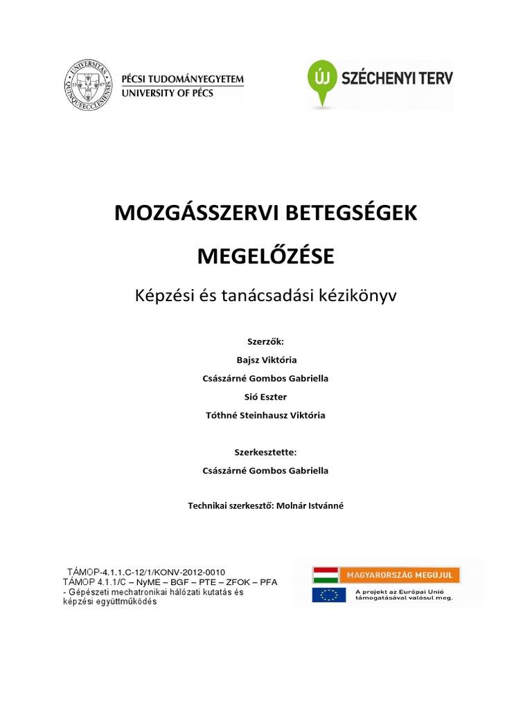 Térdarthrosis kezelése Kinezio-tape módszerrel - PDF Free Download