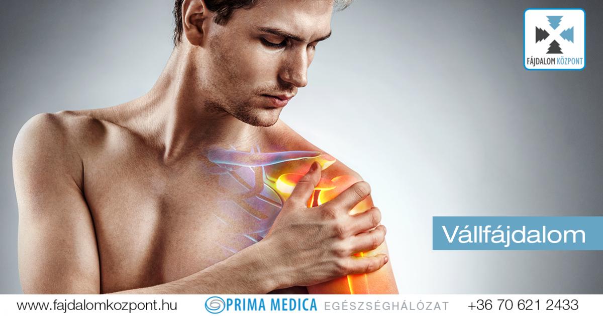 fájdalom a vállízületben, amelyet az orvos kezel peroxid arthrosis kezelés térd
