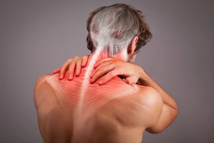 váll- és mellkasi fájdalom térdfájás kerékpár után