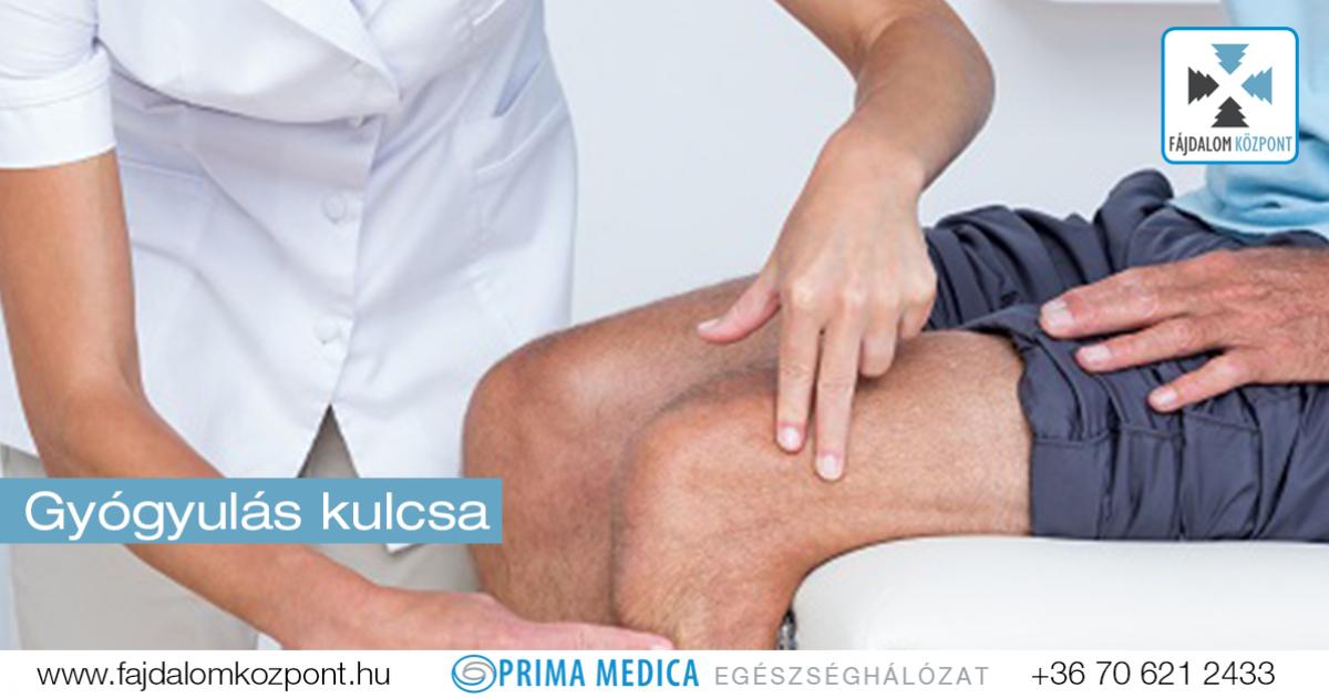 kulcs ízületi sérülések térd artrózis. kezelés