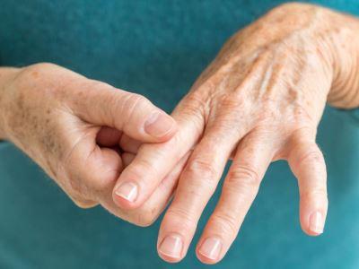 ízületi fájdalom a kezén, mint kezelni