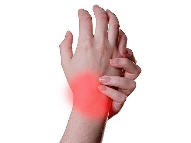 csukló fájdalomcsillapító