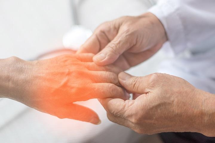 ha a jobb kéz ízülete fáj