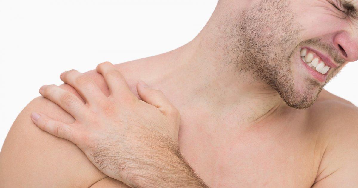 elviselhetetlenül a vállízület fájdalma fájdalom a gerincben és az összes ízületben