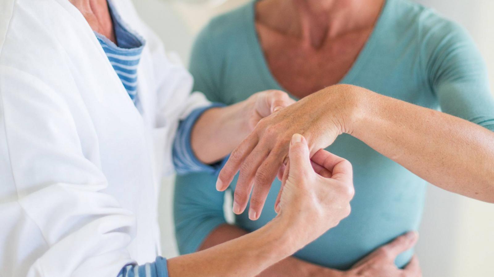 kulcs ízületi sérülések meleg térd artritiszével