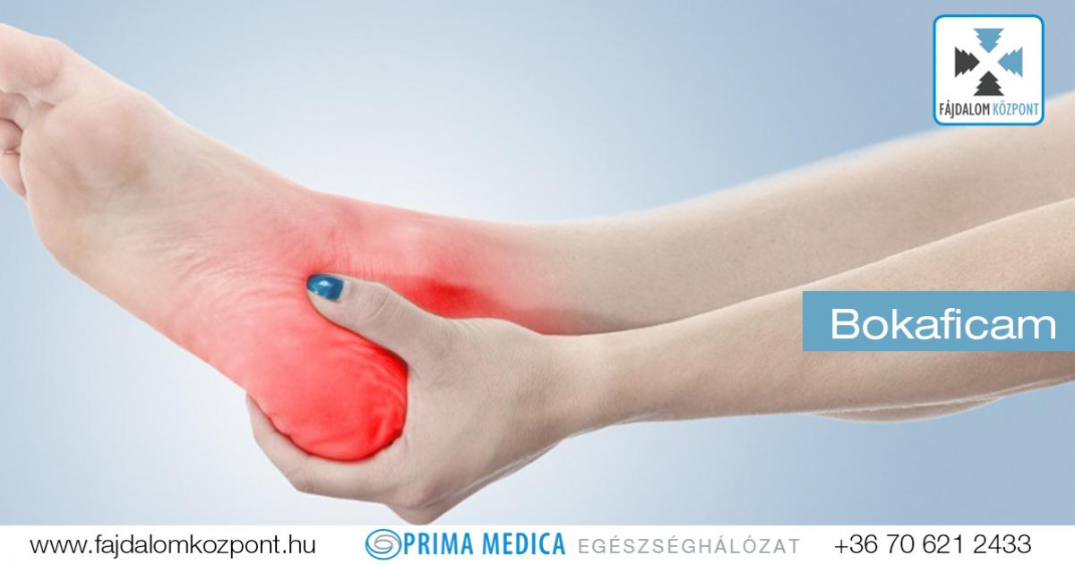 lábfürdők ízületi fájdalmak kezelésére