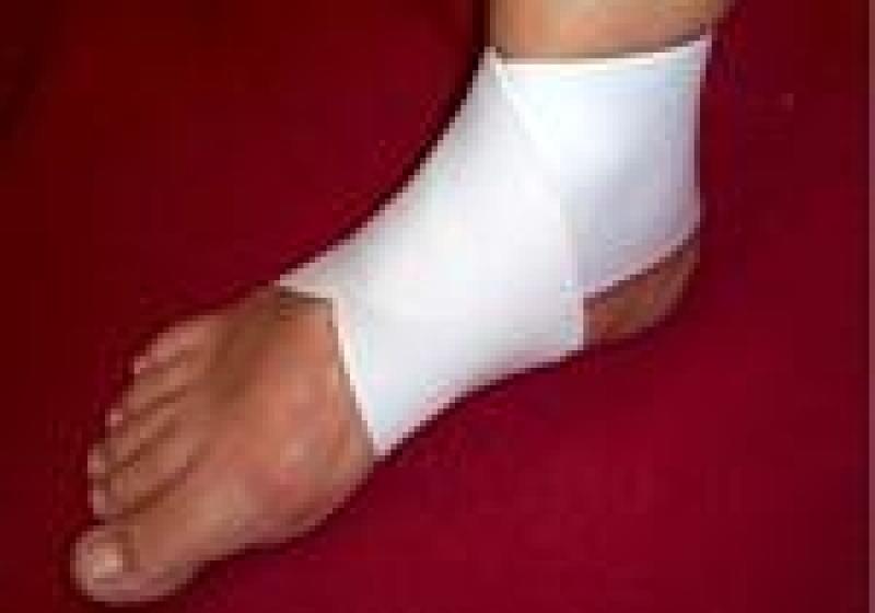 szalag boka helyreállítása lábfájdalom csontritkulások kezelése