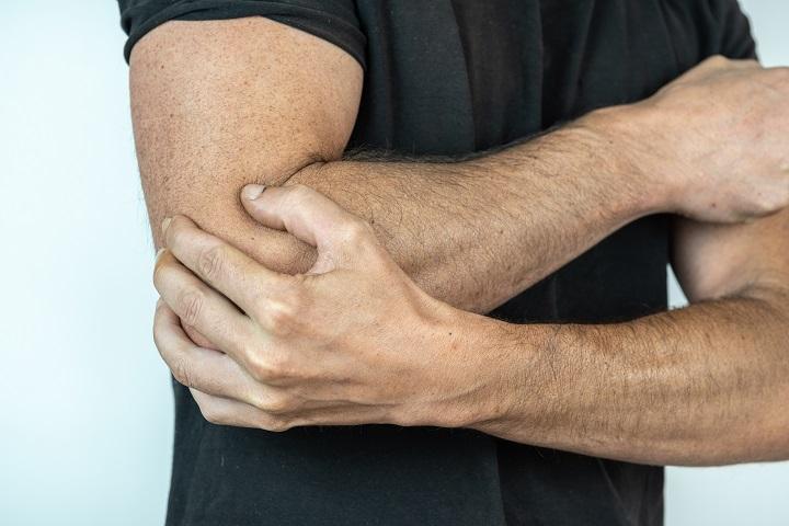gyulladt könyök kezelése a lábak ii. fokú kezelésének artrózisa