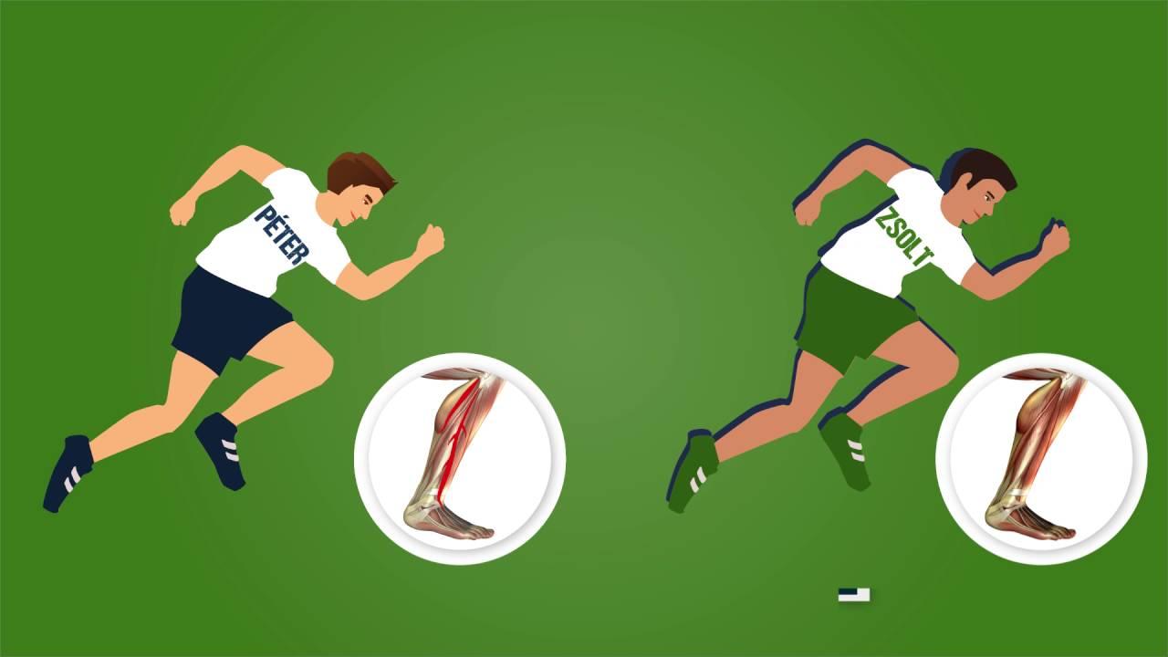 térdízületek fájnak a futball játék után achilles ín gyulladás gyógyszer