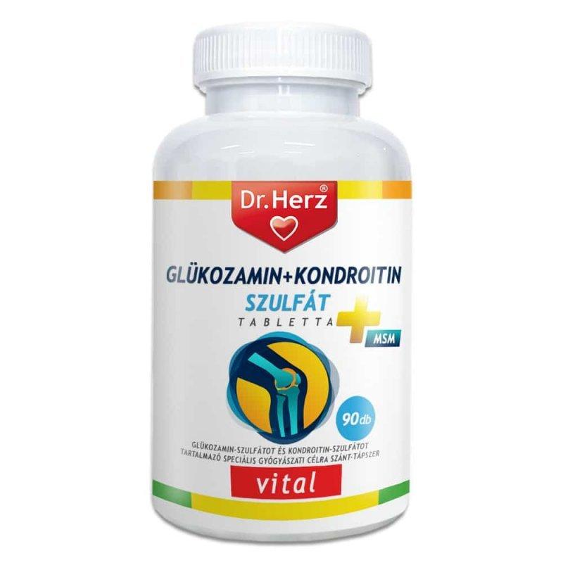 kondroitin-glükozamin komplex gél csípőízületek onkológiai betegségei