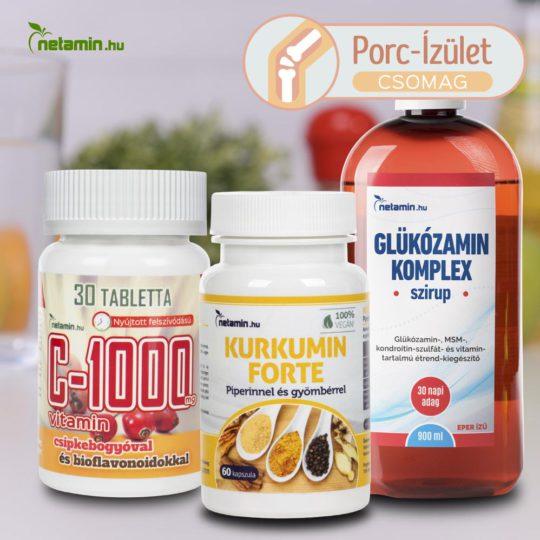 glükózamin-kondroitin hatás